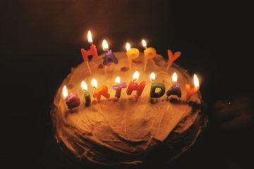 Ideas de felicitaciones de cumpleaños originales